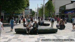 Slough High Street