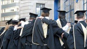 Graduates at LSE