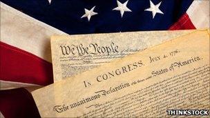 US replica constitution