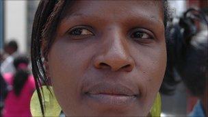 Thenjiwe Dube from Bulawayo, Zimbabwe