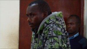 World Olympic Marathon champion Samuel Wanjiru in court