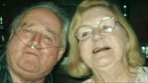 Albert and Kath Adams