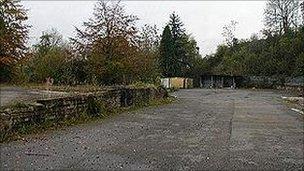 Derriton site
