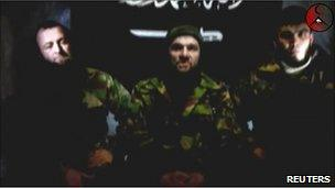 Still from video released on 4 Feb 2011