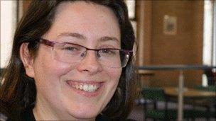 Karen Morrisroe, from Wrexham, who survived E.coli
