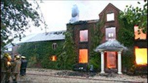 Osbaston House, Maesbrook near Oswestry