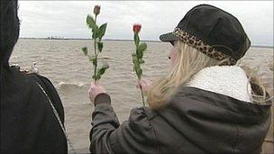Lost trawlermen remembrance service