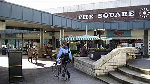The Square, Beeston