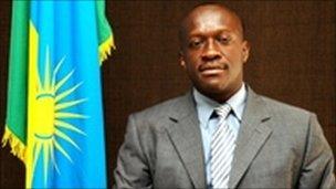 Joseph Habineza (from www.gov.rw/)