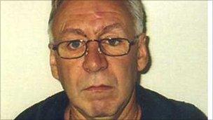 John Dowling (Surrey police photo)