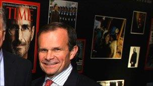 Former Time Inc boss Jack Griffin