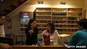 Brazil cigar club
