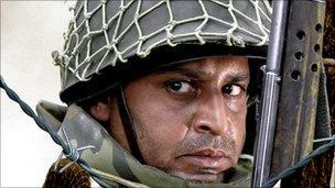 Pakistan army poster