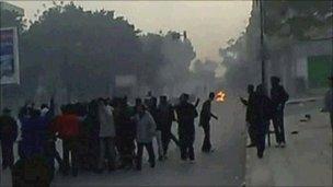 Libyan unrest 2011