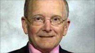 Gordon Leslie [Pic: Aberdeen City Council]