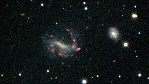 Dark matter theory challenged by gassy galaxies result