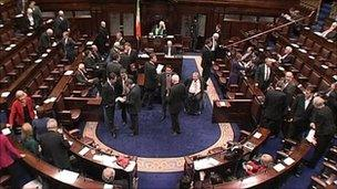 The Dail