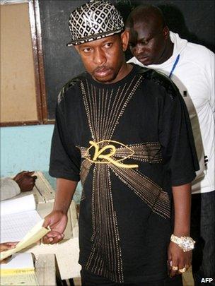 Gidion Mbuvi. File photo