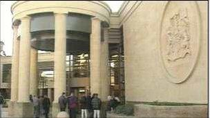 High Court in Glasgow generic