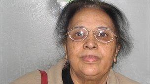 Saeeda Khan