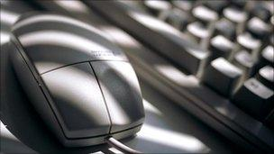 Mouse and keyboard, Eyewire