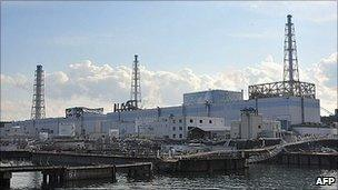 Fukushima Daiichi nuclear power