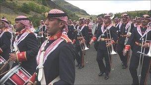 The Royal Jordanian Army Band