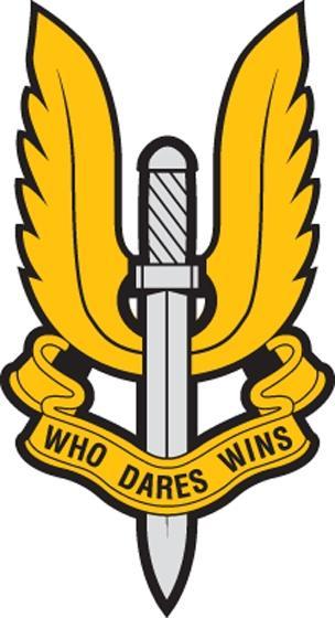 SAS coat of arms