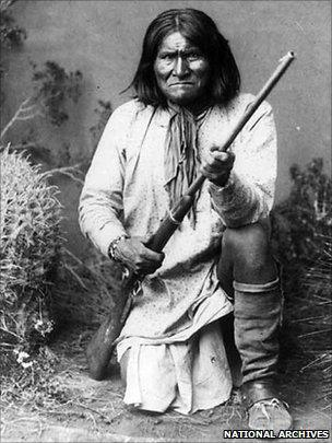 Osama Bin Laden: Why Geronimo?
