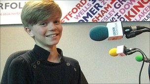 Britain's Got Talent star Ronan Parke