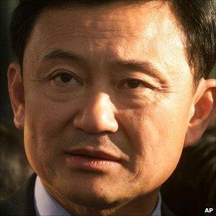 Thaksin Shinawatra (file photo)