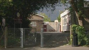 Lockyer's Middle School