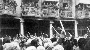 Anti-British demonstration in Baghdad