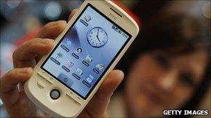 Ffôn HTC
