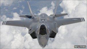 F-35 Lightning, Reuters