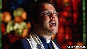 The Rev Scott Rennie