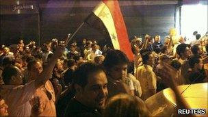Anti-government protest in Aleppo, Syria - 30 June 2011