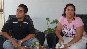 Mario Perez and Lilian Carballo