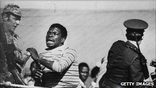 Soweto riots, 1976