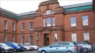 Dumfries and Galloway Council buildings