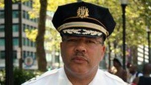 Deputy Police Commissioner Kevin Bethel