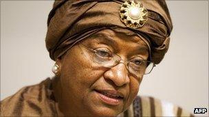 Ellen Johnson-Sirleaf