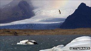 Vatnajokull National Park, Iceland (file image)