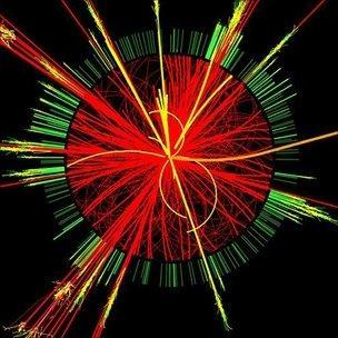 Collision Event in LHC