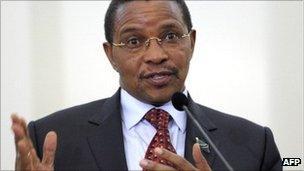 Jakaya Kikwete (June 2011)