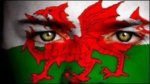 Gwefan BBC Cymru