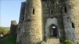 Castell Cydweli