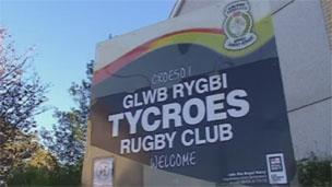Clwb Rygbi Tycroes