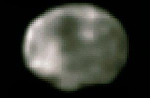 Hubble's view of Vesta