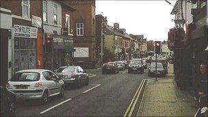 Normanton Road